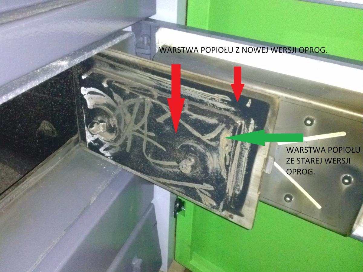 Poważne Sas] Sas Bio Efekt 23Kw Tech St-550Zpid Pellet - Kotły z TY25